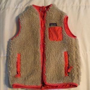 Patagonia vest!